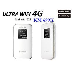 Bộ Phát 3G Softbank 102Z Tặng Kèm Sim 4G