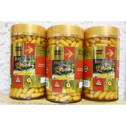 Sữa ong chúa Costar royal jelly 365 viên của Úc HÀM LƯỢNG 1610mg