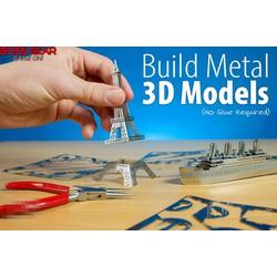 Mô hình kim loại 3d