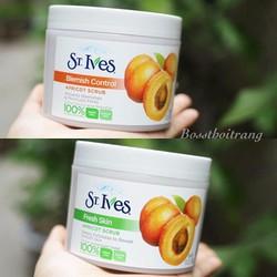 Tẩy tế bào chết toàn thânST.Ives Apricot Scrub