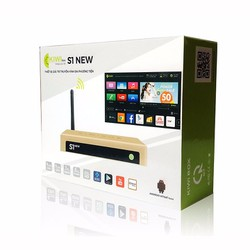 Android Tv Box Kiwibox S1 New