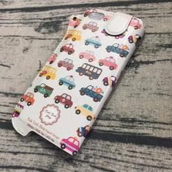 Bao da Iphone 5 5s hình xe