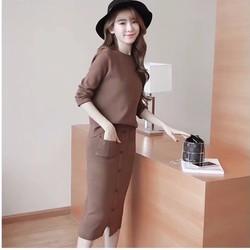 Sét váy len Quảng Châu