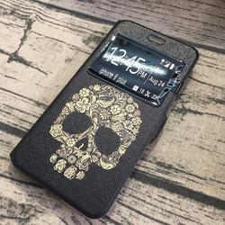 Bao da Iphone 5 5s đầu lâu