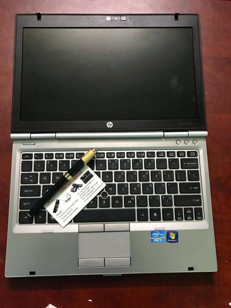 laptop hp 8460p i7 Ram 4gb HDD 320gb 1