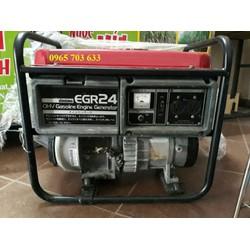 Máy phát điện Shindaiwa EGR24, máy phát điện gia đình Nhật bãi