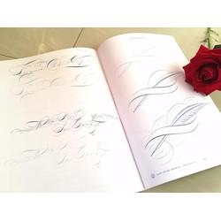 Sách viết chữ nghệ thuật