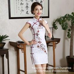 Áo dài Thượng Hải
