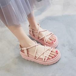 Giày Sandal Nữ thời trang phong cách Hàn Quốc - XS0460