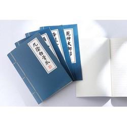 Sổ ghi chú bí kíp võ công loại 1 nhập 60 trang giấy dầy đẹp