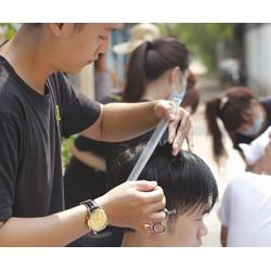 Khóa học làm tóc chuyên nghiệp  Bao ra nghề tại Hair Salon Trường
