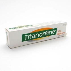 Kem Bôi Trị Bệnh Trĩ Ngoại Titanoreine Của Pháp 20g