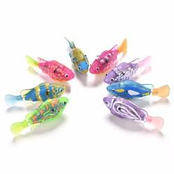 Cá Cảnh Chạy Pin