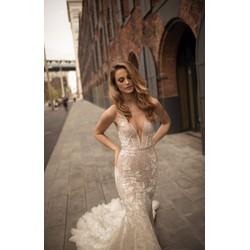 Váy cưới đuôi cá cao cấp