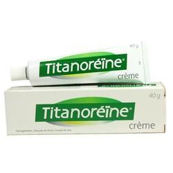 Kem Bôi Trị Bệnh Trĩ Ngoại Titanoreine Của Pháp 40g