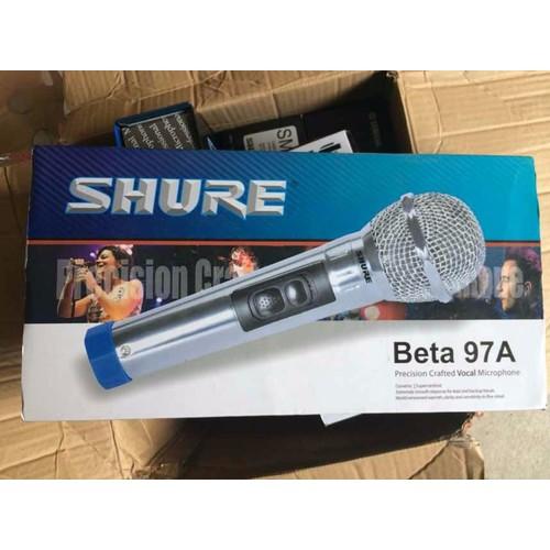 Micro có dây Shure Beta 97A GIÁ RẺ