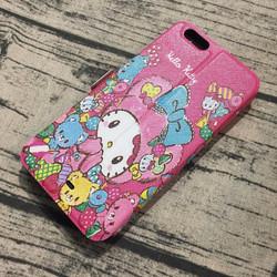 Bao da Iphone 6 plus hello kitty.