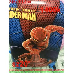 Vali kéo du lịch cho bé hình spider man VL266