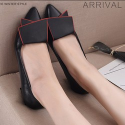 Giày nữ thiết kế độc đáo kiểu dáng sang trọng 165