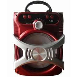 Loa Bluetooth P86 - Có lỗ cắm mic lớn GIÁ RẺ
