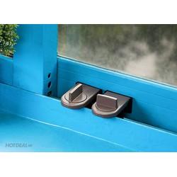 Chốt cài khóa cửa sổ dạng lùa an toàn cho bé