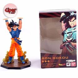 Mô hình Songoku- Mô hình Dragon Ball