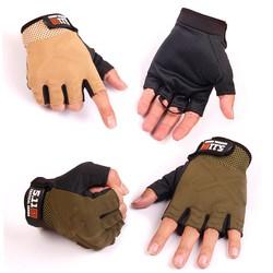 Găng tay 5.11 hở ngón - Bao tay láy xe máy 511 - Găng tay chiến thuật
