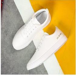 Giày  thời trang nam da số đuôi trắng