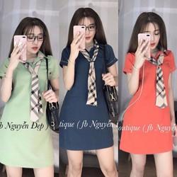 Đầm Suông Phong Cách Hot