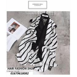 khăn lụa nữ, khăn choàng nữ Change thiết kế mới Hàn quốc HNKC307