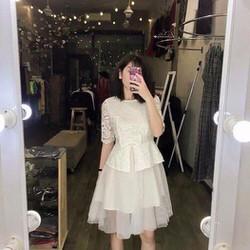 Celyn dress mẫu đầm tiểu thư xinh iu