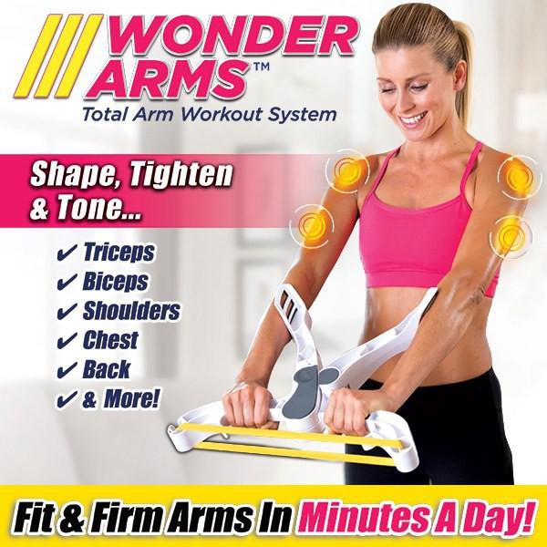 Kết quả hình ảnh cho Dụng Cụ Tập Cơ Bắp Wonder Arms