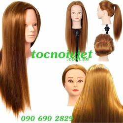Đầu manocanh dành cho người học làm tóc
