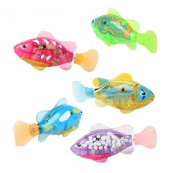 Cá cảnh chạy pin Robo Fish