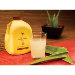 bình nước uống-aloe vera gel