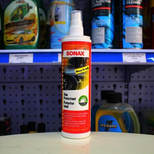 Chai Bảo Dưỡng Nhựa Trong Và Ngoài Xe SONAX Trim Protectant Protector Total