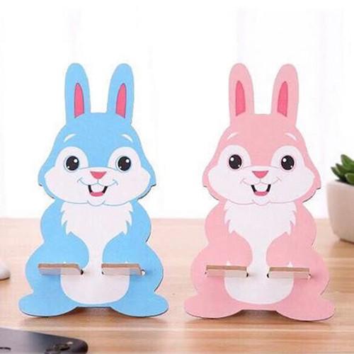 Kệ Đỡ Điện Thoại Hình Con Thỏ tai dài