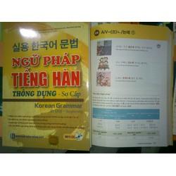 Ngữ pháp tiếng Hàn thông dụng - Sơ cấp