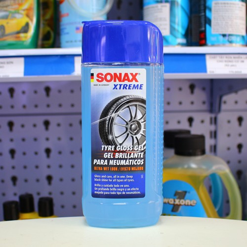 Chất Bảo Vệ Lốp Xe Ô Tô SONAX Xtreme Tyre Gloss Gel 250ml