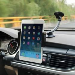 Giá đỡ kẹp IPad, Máy tính bảng 7-10 inch trên Xe hơi. Ô tô