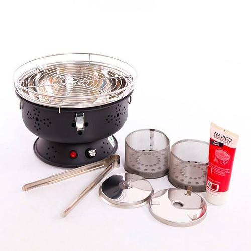 Bếp nướng than hoa không khói BN300 chính hãng dùng cho nhà hàng quán nướng ,gia đình - 7237059 , 13926813 , 15_13926813 , 750000 , Bep-nuong-than-hoa-khong-khoi-BN300-chinh-hang-dung-cho-nha-hang-quan-nuong-gia-dinh-15_13926813 , sendo.vn , Bếp nướng than hoa không khói BN300 chính hãng dùng cho nhà hàng quán nướng ,gia đình