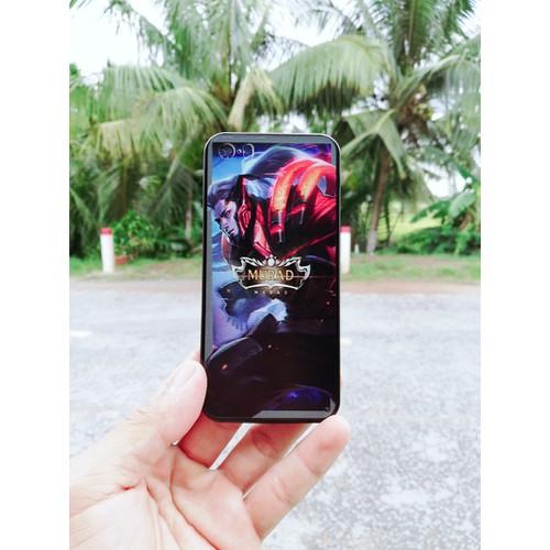 Ốp lưng iphone 5-5s liên quân