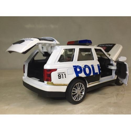 Mô hình đồ chơi xe Ô Tô -Xe Cảnh Sát Range Rover tỷ lệ 1:32 - 4498388 , 12000736 , 15_12000736 , 179000 , Mo-hinh-do-choi-xe-O-To-Xe-Canh-Sat-Range-Rover-ty-le-132-15_12000736 , sendo.vn , Mô hình đồ chơi xe Ô Tô -Xe Cảnh Sát Range Rover tỷ lệ 1:32