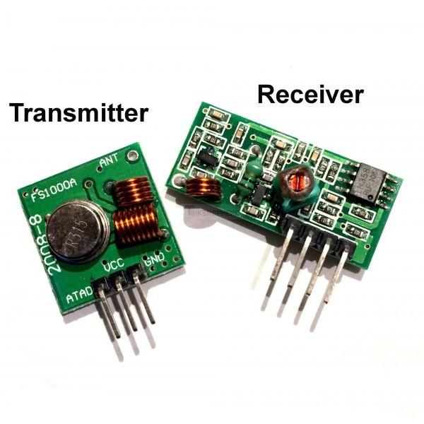 Module Thu phát không dây RF 315MHz 2