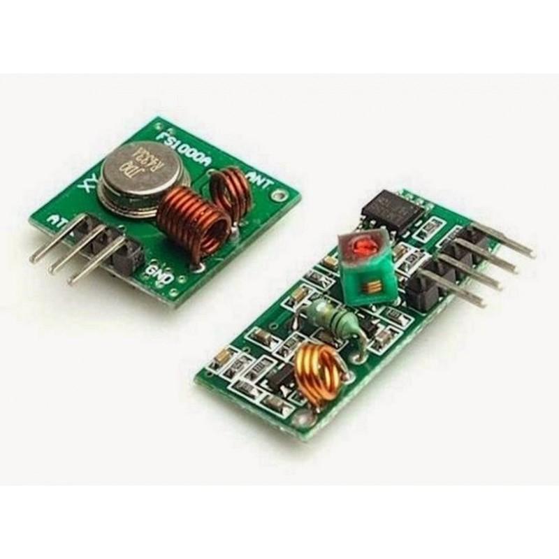Module Thu phát không dây RF 315MHz 4