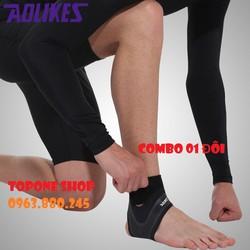 Băng bảo vệ cổ chân thể thao