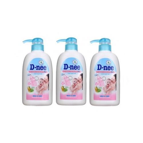 Dnee - Nước Rửa Bình- Sữa Chai 500ml