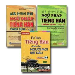 Trọn Bộ Ngữ Pháp Tiếng Hàn Thông Dụng kèm Tự Học Tiếng Hàn