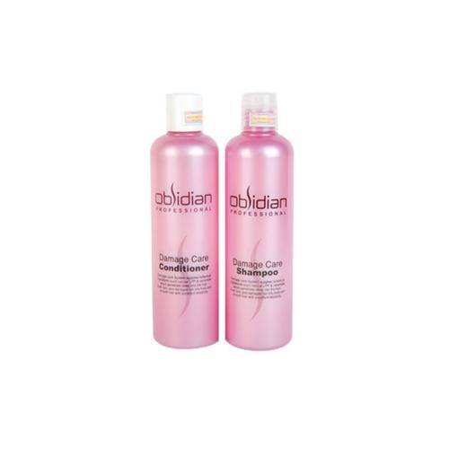 Cặp dầu gội xã OBSIDIAN tái tạo và phục hồi tóc 300mlx2