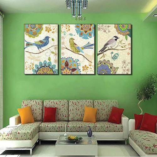 Tranh poster trang trí phòng khách hình chim họa mi - 4437671 , 12174976 , 15_12174976 , 699000 , Tranh-poster-trang-tri-phong-khach-hinh-chim-hoa-mi-15_12174976 , sendo.vn , Tranh poster trang trí phòng khách hình chim họa mi